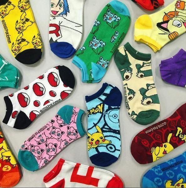 Catch Em All Pokemon Socks Anime Pinterest Pok 233 Mon Socks And Clothes