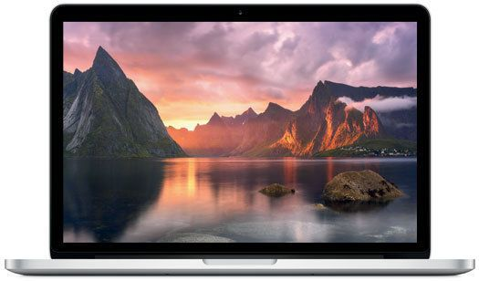 """Now Repairing MacBook Pro 13"""" Retina Screen Damage! The Repair is MUCH MORE Cost Efficient Than You Think!"""