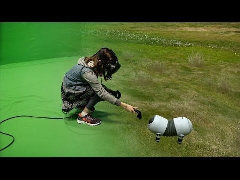 Virtual Reality - SteamVR featuring the HTC Vive - YouTube