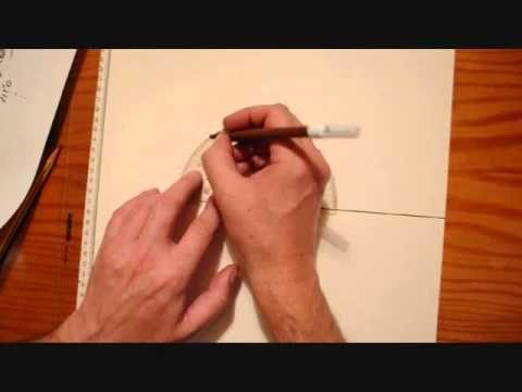 17.1. Útiles: plantilla de circunferencia.