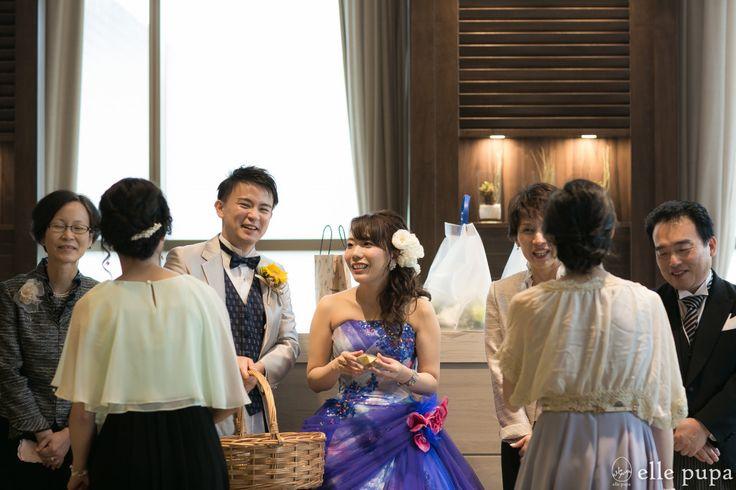 みなとみらいで結婚式* | *elle pupa blog*