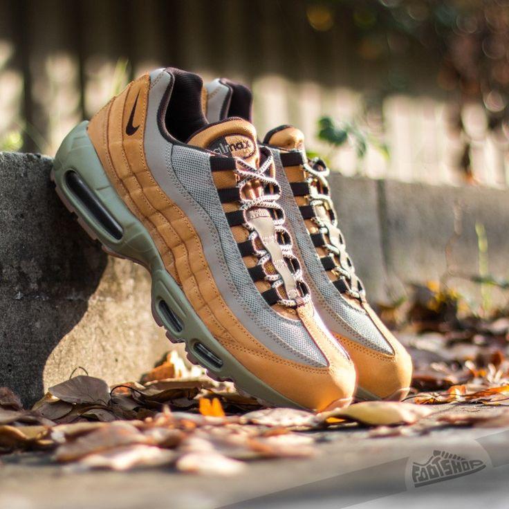 Nike Air Max 95 Premium Bronze/ Baroque Brown-Bamboo - Footshop