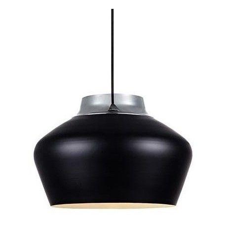 Nowoczesna lampa wisząca Kom marki Markslojd - dostępna również w kolorze białym. https://blowupdesign.pl/pl/18-designerskie-lampy-wiszace-kuchenne-nowoczesne-sklep #lampywiszące #oświetlenie #lampymarkslojd #pendantlamps #lighting