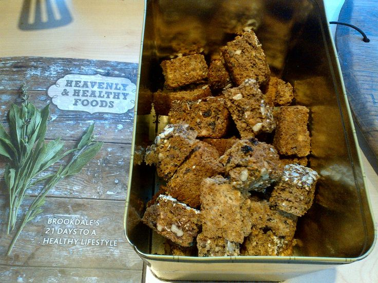 healthy nutty seed whole- wheat rusks
