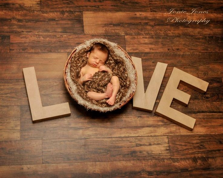 NEED LETTERS @Collene  Newborn photography # love  Maybe same idea but spell out a name