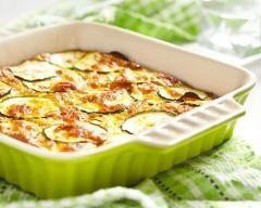 Gratin de courgettes facile http://www.cuisineaz.com/recettes/gratin-de-courgettes-facile-17225.aspx