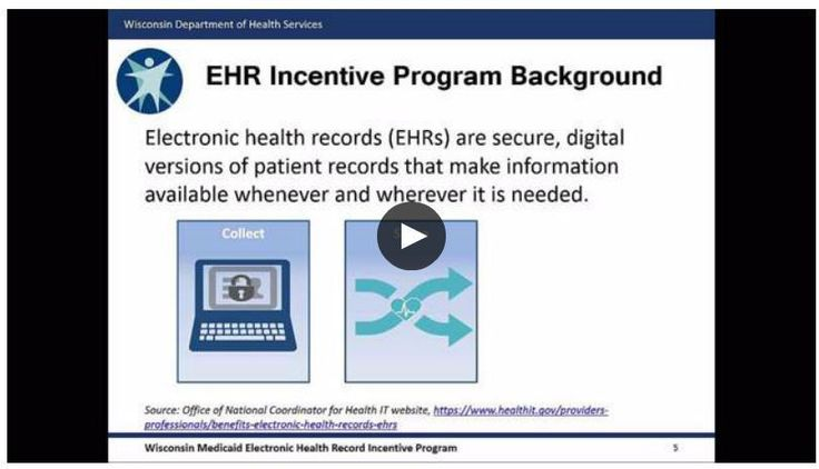Medicaid Electronic Health Record (EHR) Incentive Program #ehr #incentives #cms #gov http://new-york.nef2.com/medicaid-electronic-health-record-ehr-incentive-program-ehr-incentives-cms-gov/  Medicaid Electronic Health Record (EHR) Incentive Program Welcome and Program Overview Welcome to the Wisconsin Medicaid EHR Incentive Program website. The EHR Incentive Program was established as part of Section 4201 of the American Recovery and Reinvestment Act (ARRA) of 2009. The program is one part…
