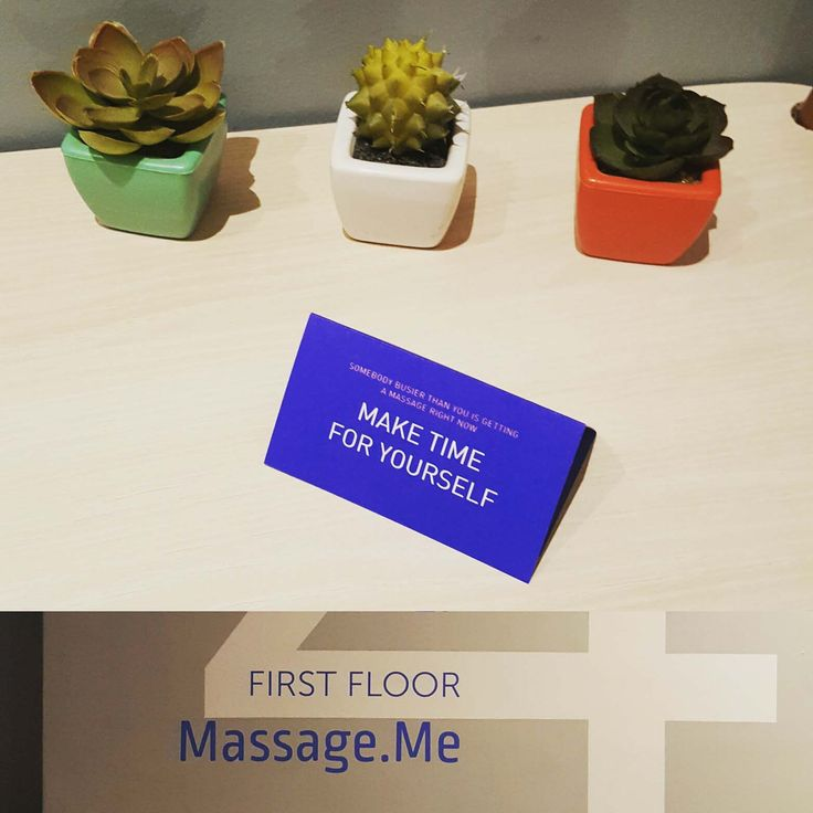 make time for yourself - 1st floor of Colors Urban Hotel - massage.me