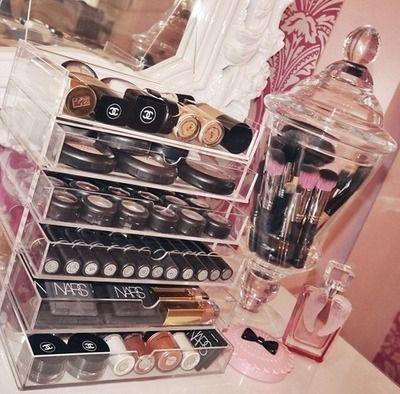52 best makeup vanity ideas images on pinterest