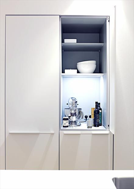 Bulthaup b3 keuken for hidden appliances?