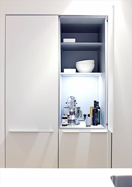 bulthaup b3 keuken for hidden appliances kitchen. Black Bedroom Furniture Sets. Home Design Ideas