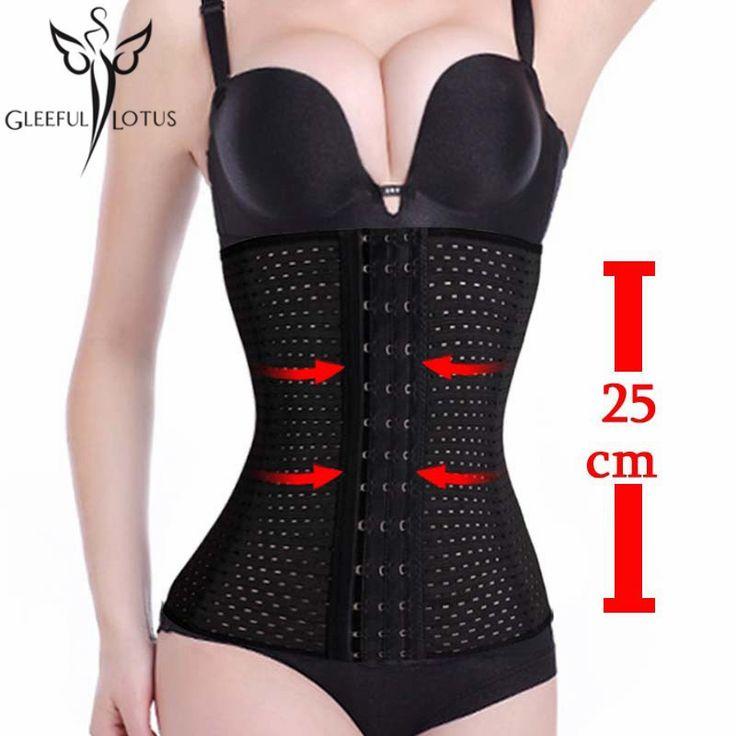 Modeling strap Black waist cincher slimming sheath belly reduce belts fajas corselet ardyss body shapewear bustier waist trainer