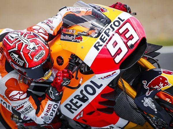 Suzuki menjadi produsen terbaru untuk menggunakan winglet di latihan hari Jumat untuk balapan Jerez, tetapi mereka hanya muncul di sepeda Aleix Espargaro. Ligao