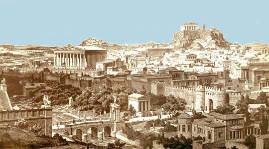 Ancient societies such as those in Greece and Rome are fascinating to study.