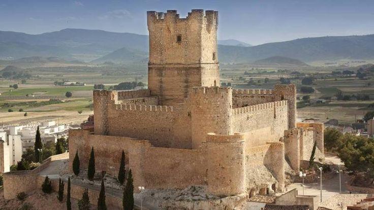 Castillo de Villena. AJFR