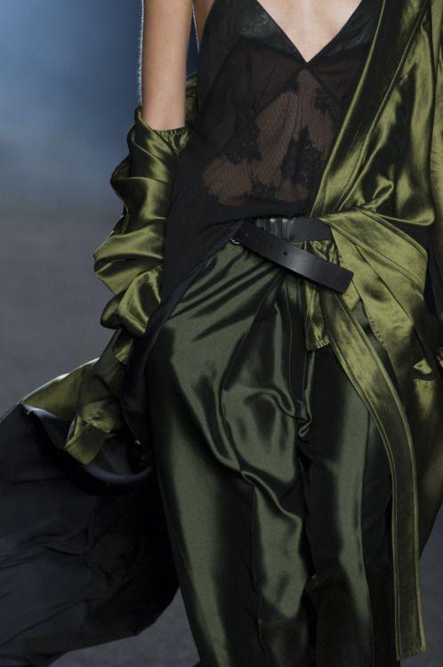 Olive Green - Haider Ackermann