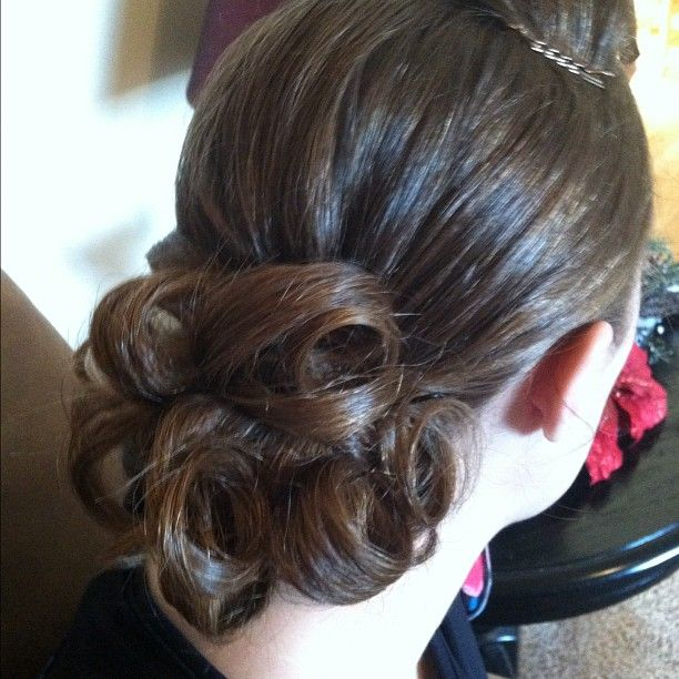 wish I could do this! | Hairstyles | Pinterest | Hair style, Pentecostal hairstyles and Updo