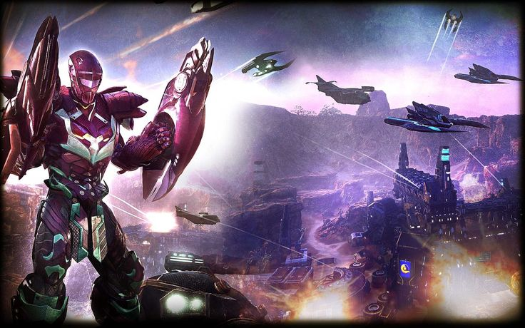 wallpapers free planetside 2