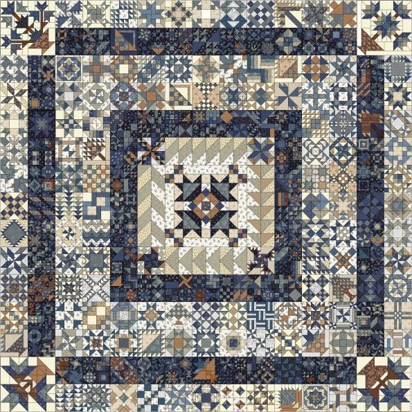 Breaking News - Dot just shared this 2016 quilt along announcement from 365 Challenge. Spectacular!