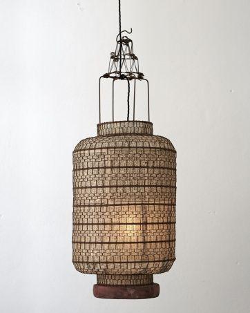 Vintage Paper Lantern | Artilleriet | Inredning Göteborg