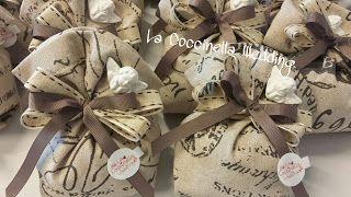La Coccinella Wedding: Bomboniere comunione