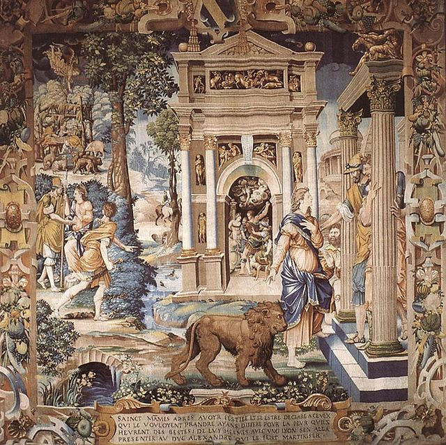 71 best images about renaissance fran aise on pinterest - Cours de tapisserie d ameublement paris ...