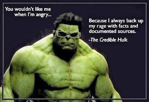 The Credible Hulk! Hahaha never seen this one before - https://fbcdn_sphotos_a-a.akamaihd.net/hphotos-ak-snc6/179196_10150947023259708_315766945_n.jpg