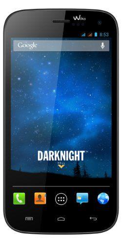 Wiko Darknight Smartphone (12,7 cm (5 Zoll) IPS HD-Touchscreen mit Gorilla Glas, Quad-Core 1,2GHz Prozessor, Dual-SIM, 8 MP Kamera, 2 MP Frontkamera, 8GB interner Speicher, 1GB RAM, Android 4.2) dark blau - http://pcbestellen.com/kaufen/wiko-darknight-smartphone-127-cm-5-zoll-ips-hd-touchscreen-mit-gorilla-glas-quad-core-12ghz-prozessor-dual-sim-8-mp-kamera-2-mp-frontkamera-8gb-interner-speicher-1gb-ram-android-4-2-dark.html