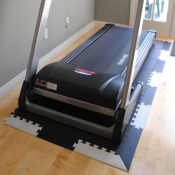 American Creative Team Extra Thick Treadmill Mat & Reviews | Wayfair