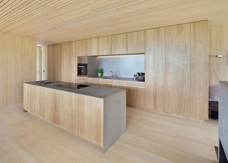 Küche mit kochinsel hakkında Pinterestu0027teki en iyi 20+ fikir - laminat für küchen