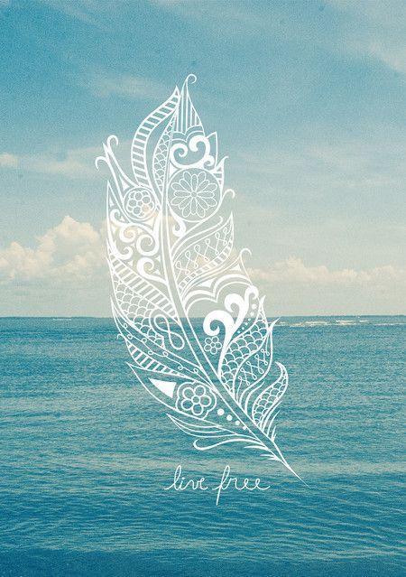 LIVE FREE OCEAN