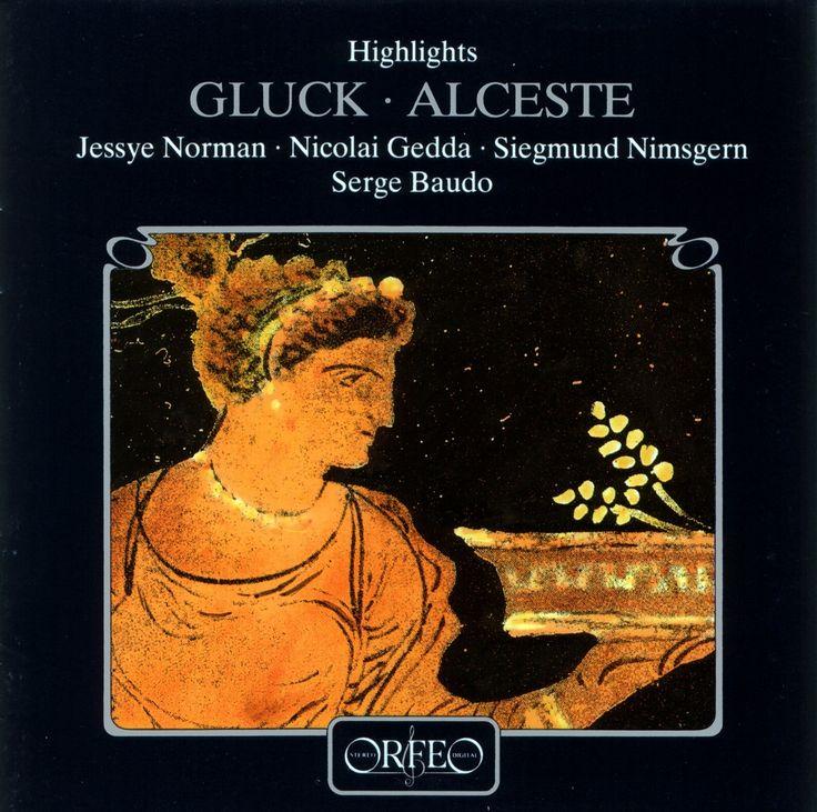 Symphonieorchester Des Bayerischen Rundfunks - Gluck: Alceste Highlights