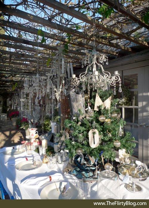 Chandeliers... Royal Bloom Boutique at 75 Arbor Road at Cambridge Avenue  Menlo Park, CA 94025