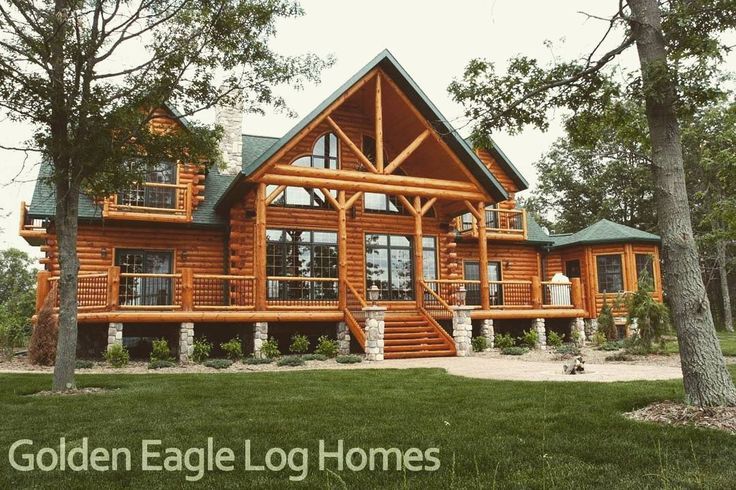 Our beautiful Country's Best floor plan #loghomes #logcabins #logcabin #loghome #loghomeliving #rustic #nature #outdoors