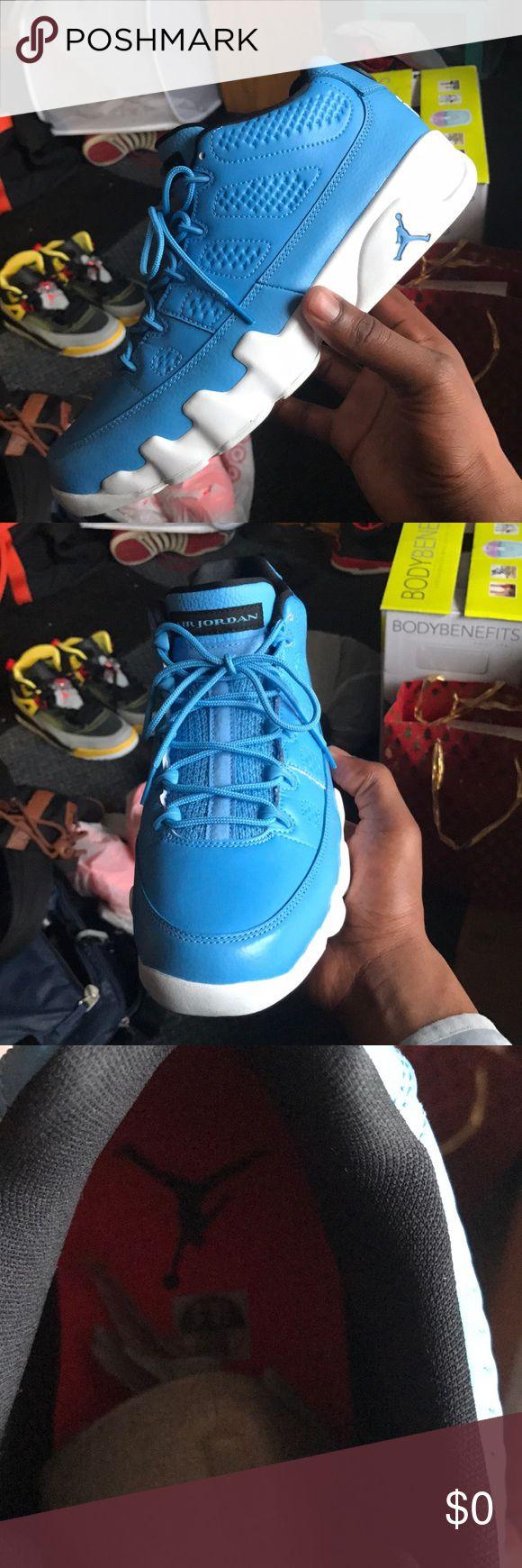 """Air Jordan 9 Low """"Pantone"""" (2016) Great condition! Jordan Shoes Sneakers"""