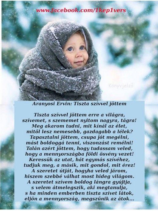 Tiszta szívvel jöttem-Aranyosi Ervin