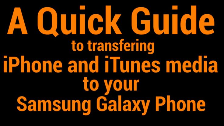how to play itunes movies on samsung tablet