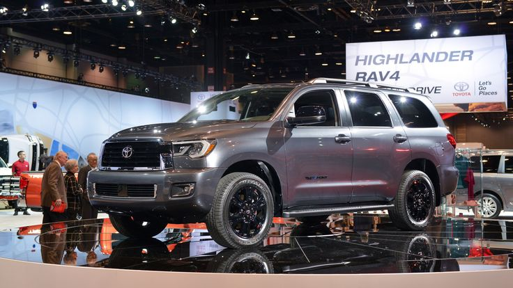 2019 toyota Sequoias , 2019 toyota Sequoia Auto Review