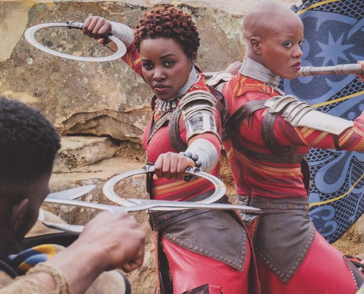 New Exclusive Black Panther Images Give us a Closer Look at Wakanda Kingdom & Heroes – matiuadex movies