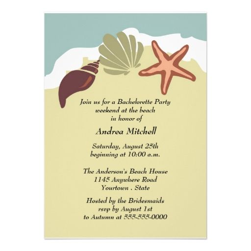 943 best Beach Theme Engagement Party Invitations images on