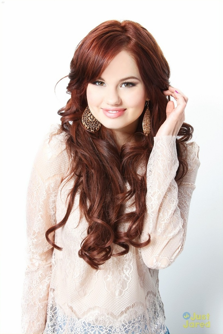 Debby Ryan – Radio Rebel Portraits, possible simple senior picture pose