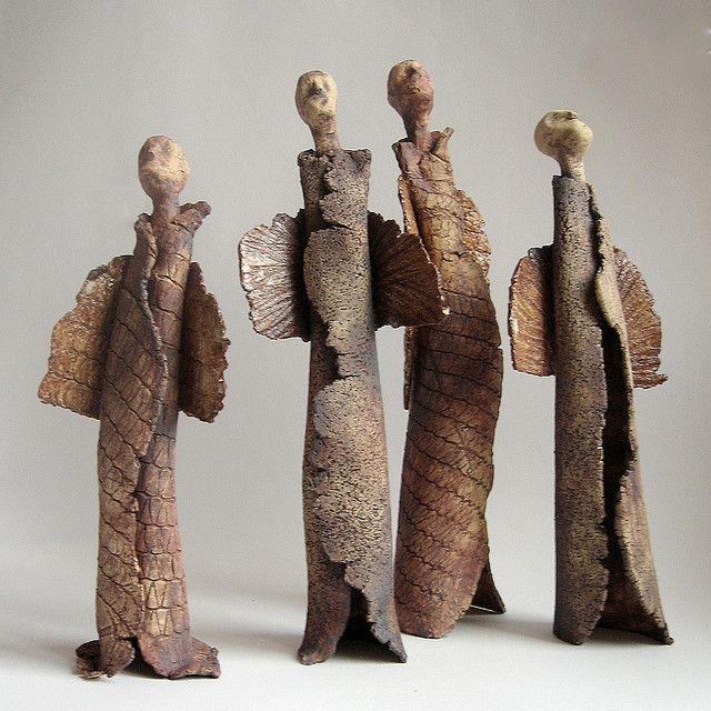 angels by ILEA ceramics