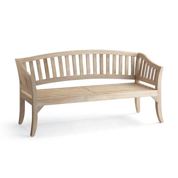 Portola Garden Bench Frontgate Elegant Outdoor Furniture Bench Covers Garden Bench