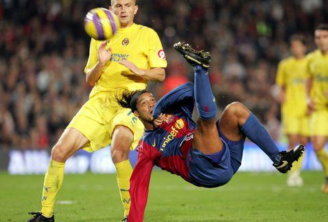 Los cinco mejores goles de Ronaldinho - Grupo Milenio