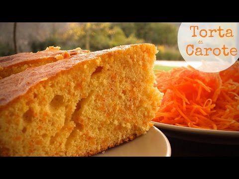 TORTA DI CAROTE FATTA IN CASA DA BENEDETTA - Homemade Carrot Cake   Fatto in…