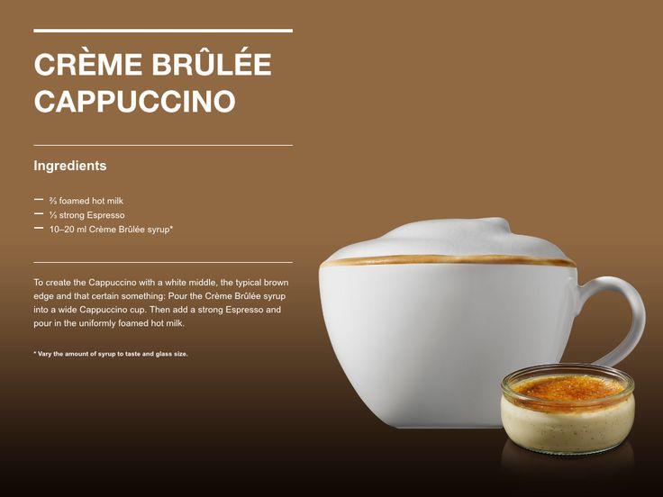 Creme Brülee Cappuccino