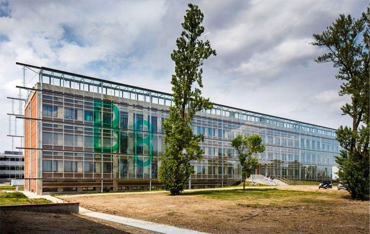 Université de Bordeaux - Opération Campus — Martin Duplantier ...