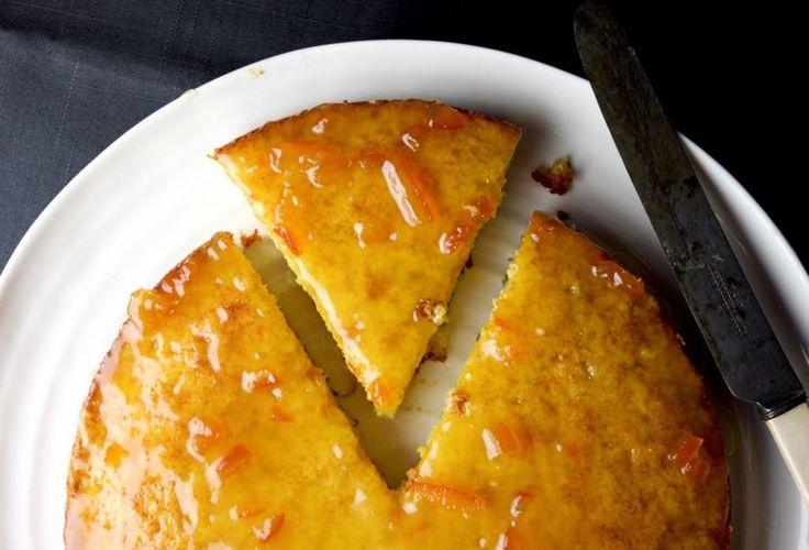 OMC! Orange Marmalade Cake