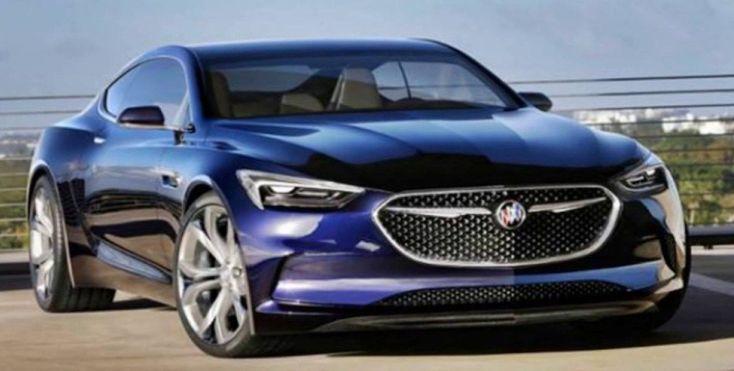buick grand national 2022 gnx concept exterior regal rumors interior cars avista gs alarmministries howtokodi