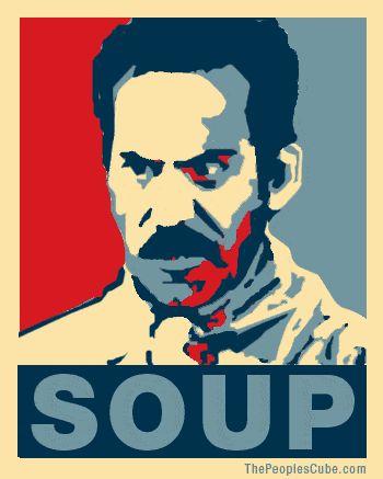 ✺ The Soup Nazi ✺